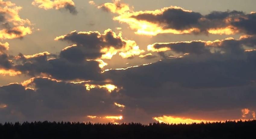 Окунево небо