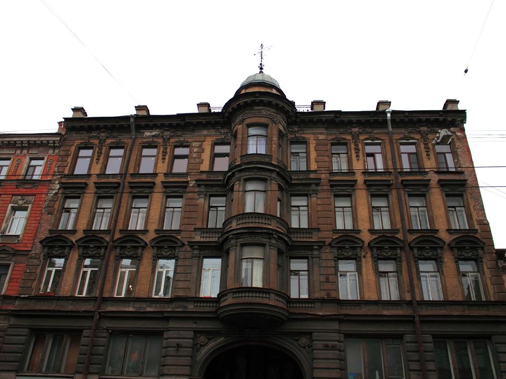Дом Распутина на Гороховой
