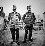 Калитин  на Кавказе 1916