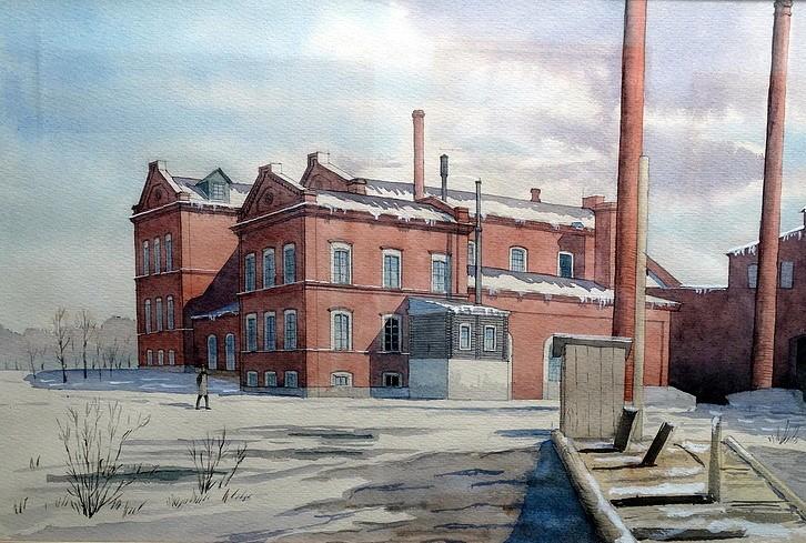 Винокуренный завод бр. Покровских