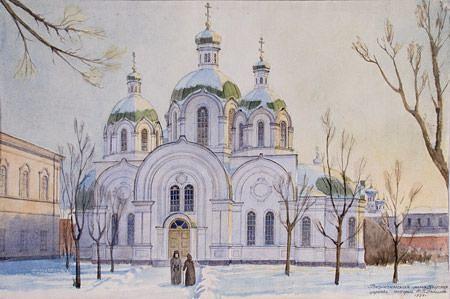 Вознесенская монастырская церковь