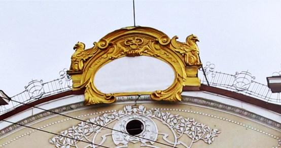 Грифоны в Томске