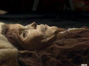 Русские мумии Китая