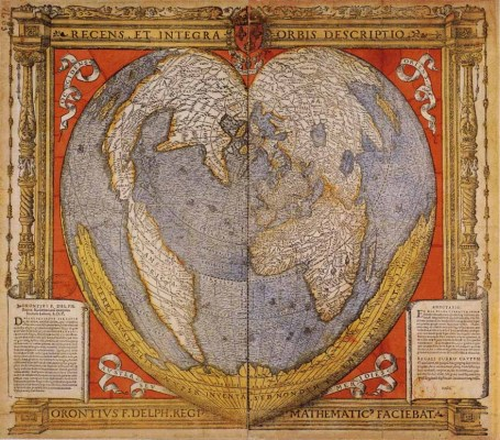 Карта Финиуса