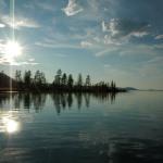 Озеро Лабынкыр – затерянный мир