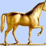 Золотые кони Мамая