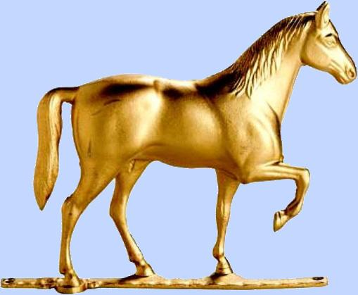 Золотой конь