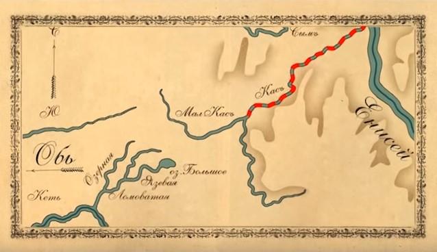Обь-Енисейский канал
