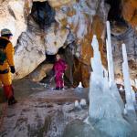 Мариинская ледяная пещера