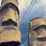 Моаи в Екатеринбурге