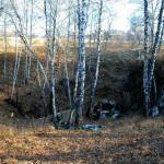 Увельские карстовые пещеры.